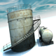 Water Tower - 3DOcean Item for Sale