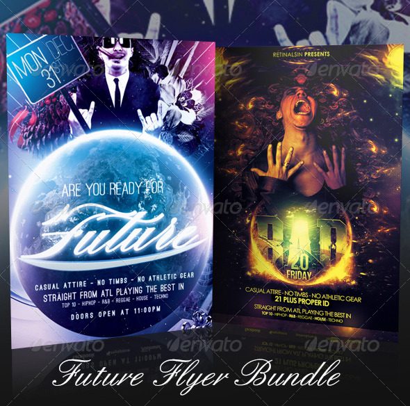 Future Flyer Bundle