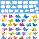 Card with Birds - GraphicRiver Item for Sale