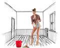 alternative housewife