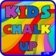 Kids Chalk Up - Educational Android App For Kids.