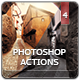 15 Premium Photoshop Actions V.3 - GraphicRiver Item for Sale