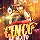 Cinco De Mayo 2014 - GraphicRiver Item for Sale