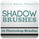 Smooth Shadow - Photoshop Brushes - GraphicRiver Item for Sale