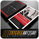 IntenseArtisan Business Card Vol.60 - GraphicRiver Item for Sale