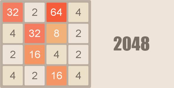 CodeCanyon 2048 Clone 7423835