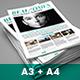 Multi-format Newsletter - GraphicRiver Item for Sale