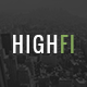 HighFi - Coming Soon Responsive Template - ThemeForest Item for Sale