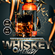 Whiskey And Melody - GraphicRiver Item for Sale