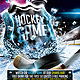 Hockey Game Flyer Template - GraphicRiver Item for Sale