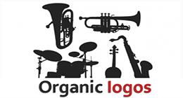 Organic Music Logos