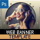 Classy Web Banner - GraphicRiver Item for Sale
