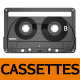 Cassettes - GraphicRiver Item for Sale