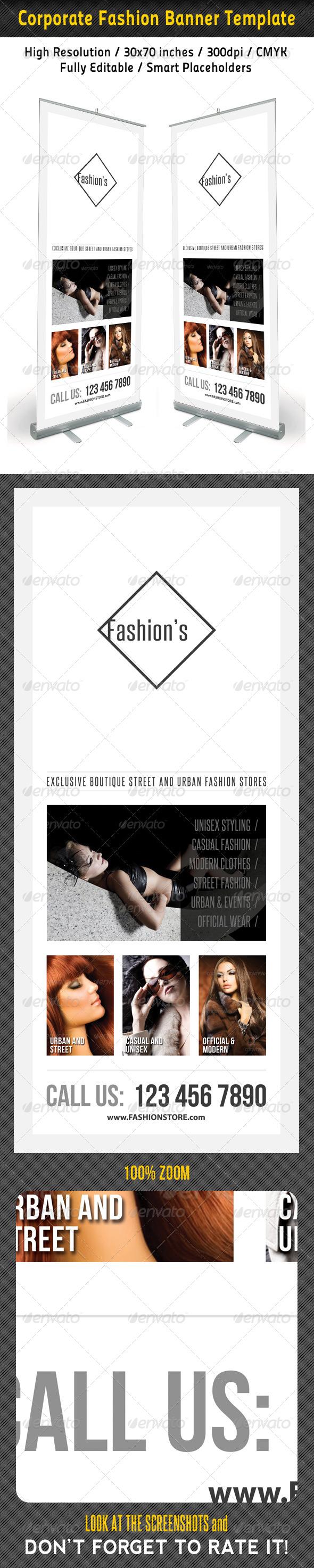 GraphicRiver Fashion Multipurpose Banner Template 43 7437696