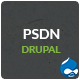 Psdn - Responsive Marketing Drupal Theme