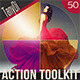 Let The Sunshine In | Action Toolkit - GraphicRiver Item for Sale