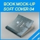 MyBook Mock-up - Soft Cover 04 - GraphicRiver Item for Sale