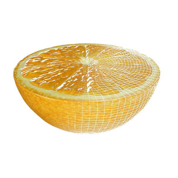 3DOcean Half Orange 7445903