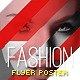 Contemporary Fashion Flyer Poster A4 - GraphicRiver Item for Sale