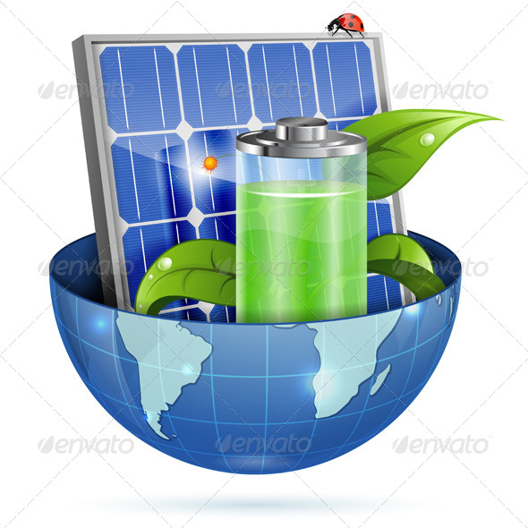 GraphicRiver Green Energy 7448083