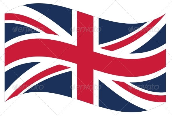 GraphicRiver Great Britain Flag 7448846