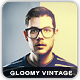 Gloomy Vintage Image Action - GraphicRiver Item for Sale