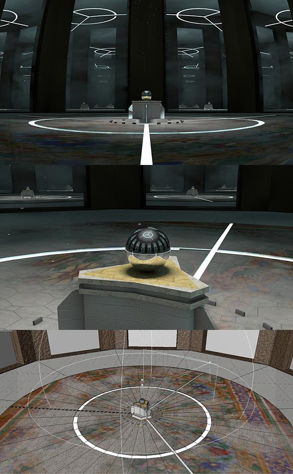 Dramatic Render Studio - 3DOcean Item for Sale