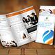 Corporate Tri Fold Brochure Template Design - GraphicRiver Item for Sale