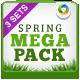 Spring Sale Mega Pack - 3 Banner Sets