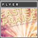 Easter Praise Flyer/Poster Template - GraphicRiver Item for Sale