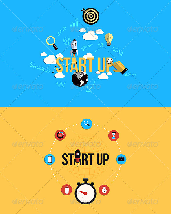 GraphicRiver New Business Icons 7454229