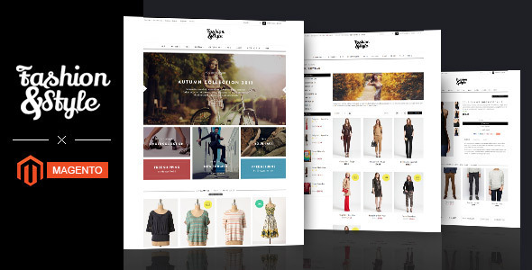 Ves Fashion Responsive Magento Templates