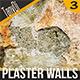Damaged Plaster Walls - GraphicRiver Item for Sale