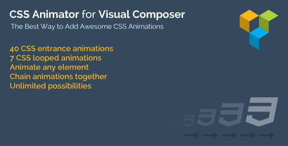 CSS Animator for Visual Composer - CodeCanyon Item for Sale