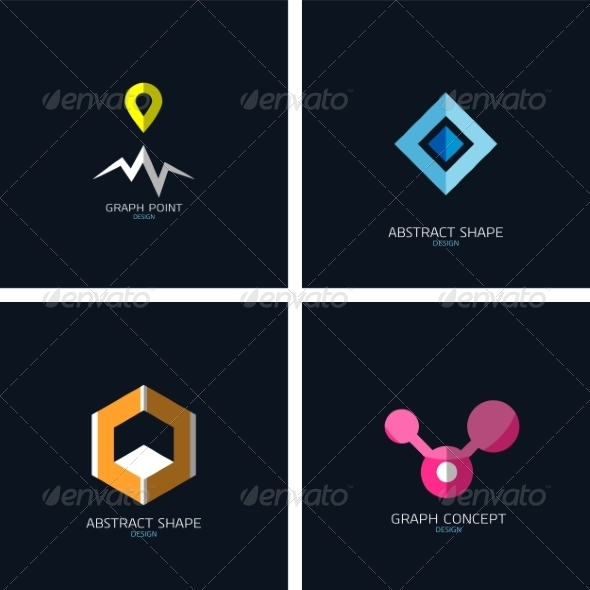 GraphicRiver Business Icons Concept Collection 7458889