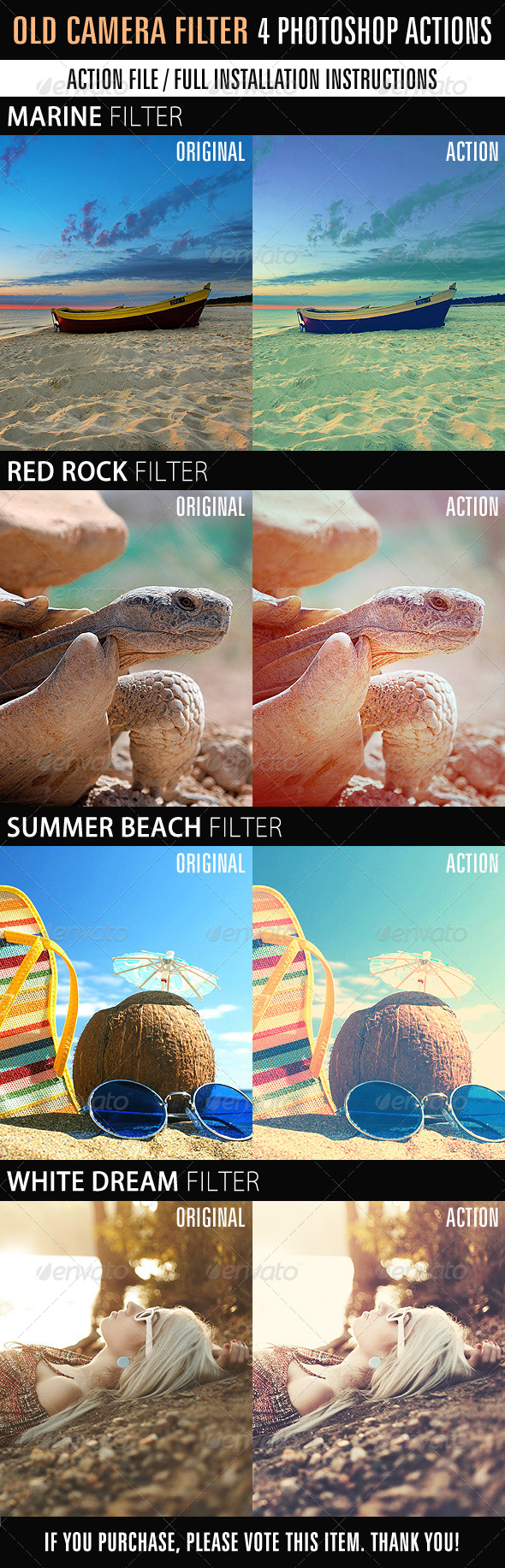 GraphicRiver Old Camera Action 7459533