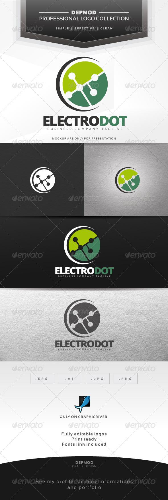 Electro Dot Logo