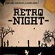 Retro Night V13 - GraphicRiver Item for Sale