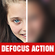 Defocus Photo Action - GraphicRiver Item for Sale
