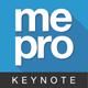 MEPRO - Keynote Presentation Template - GraphicRiver Item for Sale
