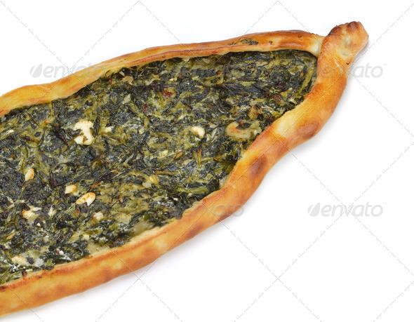 turkish pita - Stock Photo - Images