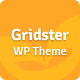Gridster - Multi-Purpose Responsive Grid Theme - ThemeForest Item for Sale