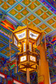 Chinese lamp and ceiling temple, Wat Leng-Noei-Yi ,Thailand - PhotoDune Item for Sale