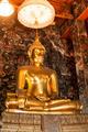 Big buddha statue beautiful in the church - PhotoDune Item for Sale