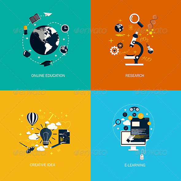 GraphicRiver Profession Icons 7465783