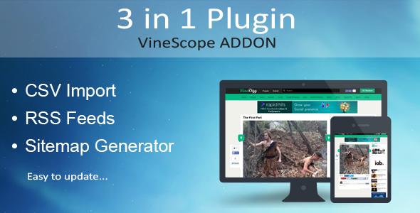 Vinescope Clone Addon