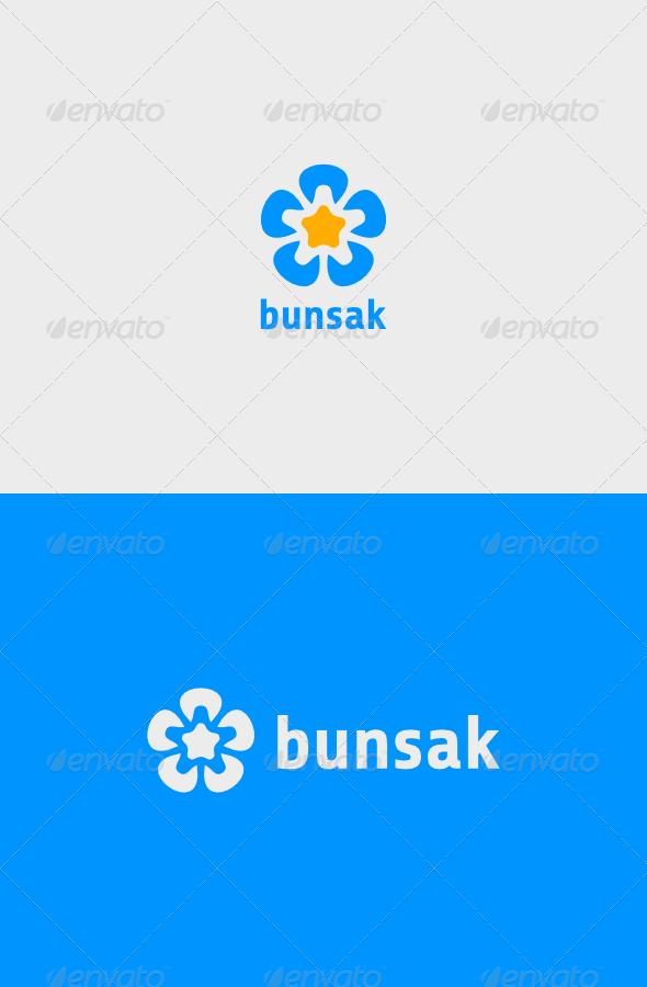 GraphicRiver Bunsak Logo 7467960