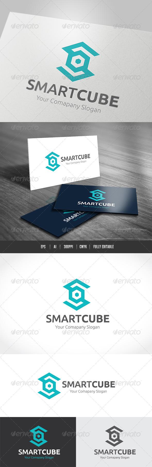 GraphicRiver Smart Cube 7467986