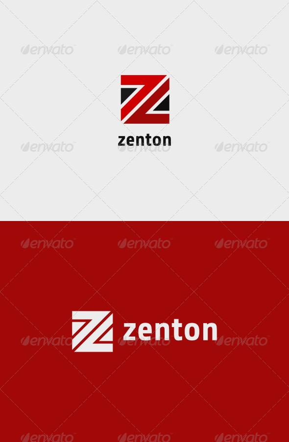 GraphicRiver Zenton Logo 7469051