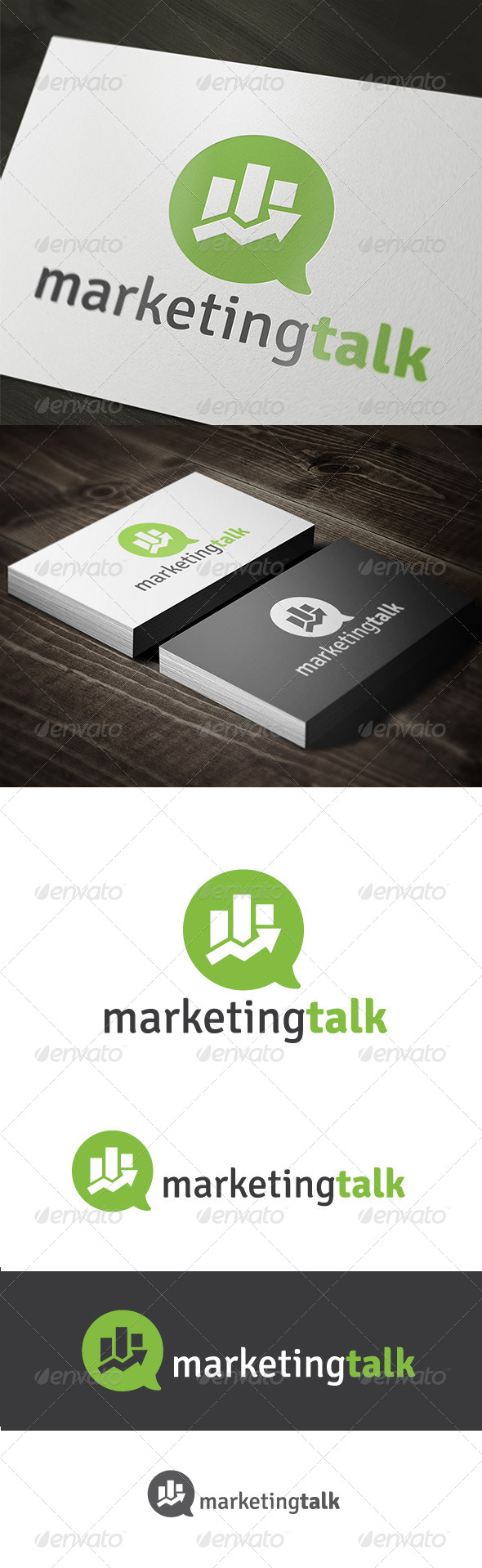 GraphicRiver Marketing Talk 7469066